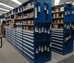 Shelving - Parts Room