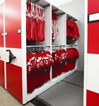 High Density Athletic Storage