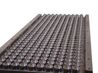 straight ball transfer conveyors