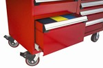 Modular Drawer in Heavy Duty Mobile Cabinets