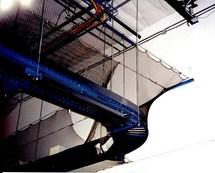 Conveyor Guard Netting