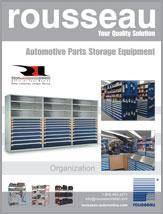 Literature - Rousseau Automotive Parts Equipment Brochure